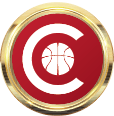 College Basketball coin